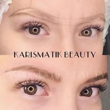Powder brows - Hairstrokes