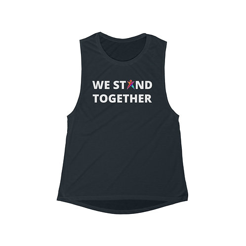 #WeStandTogether Women's Tank