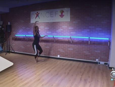 CBS3: Chestnut Hill Dance Studio Making Fitness Fun