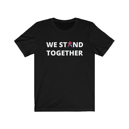 #WeStandTogether Unisex Tee