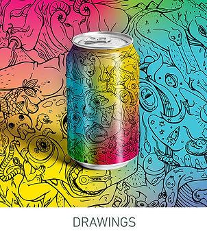 drawing artmarbo