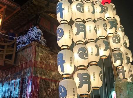 祇園祭ですね