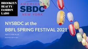 SBDC at Brooklyn Beauty/Fashion Labo's Spring Festival