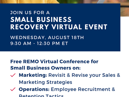 Small Business Recovery Virtual Conference