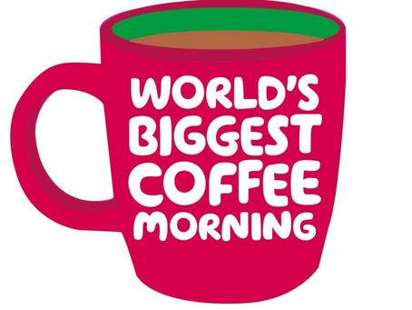 World's Biggest Coffee Morning at North Euston Hotel Fleetwood