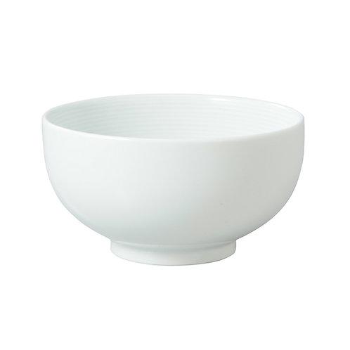 White Porcelain Donburi Bowl