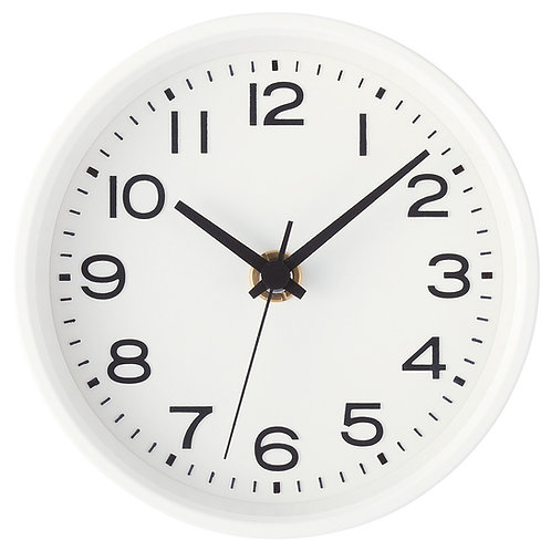 Analog Clock with Stand