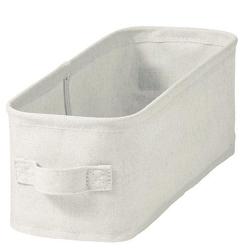 Cotton Linen Soft Box - Shallow, Half