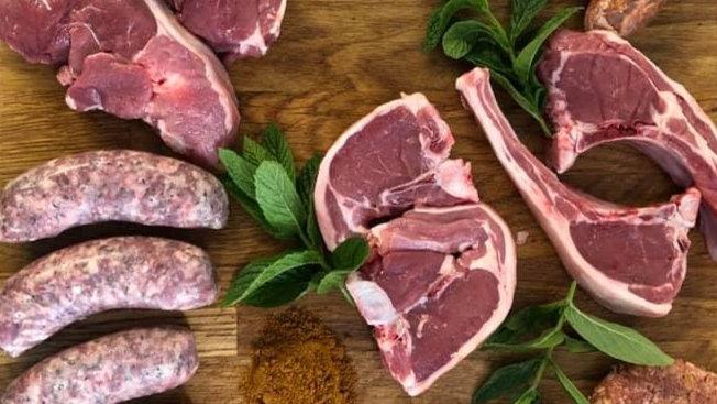 Gelston Lamb BBQ Pack