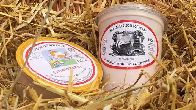 Hurdlebrook Dairy Yoghurt