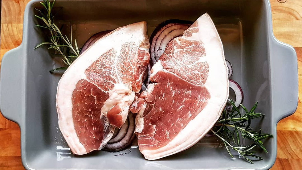 The Old Back Meat Co. Pork