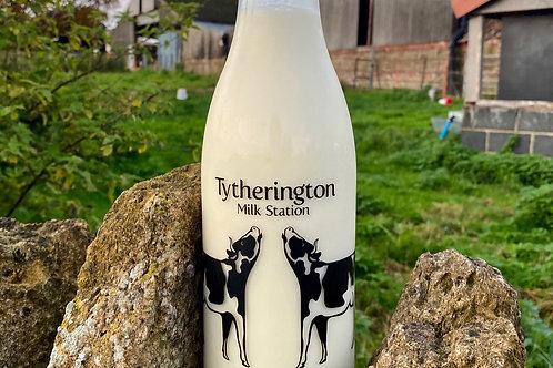 Tytherington Milk Station (Somerset)