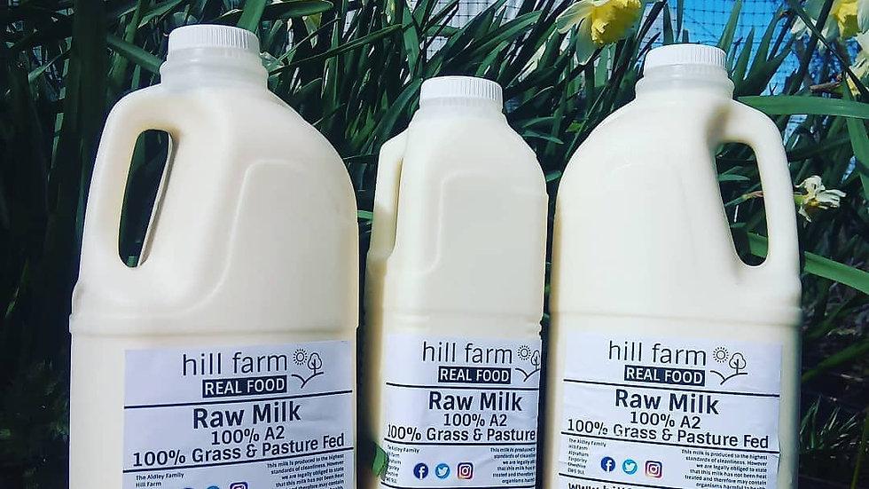 Hill Farm Real Food Milk