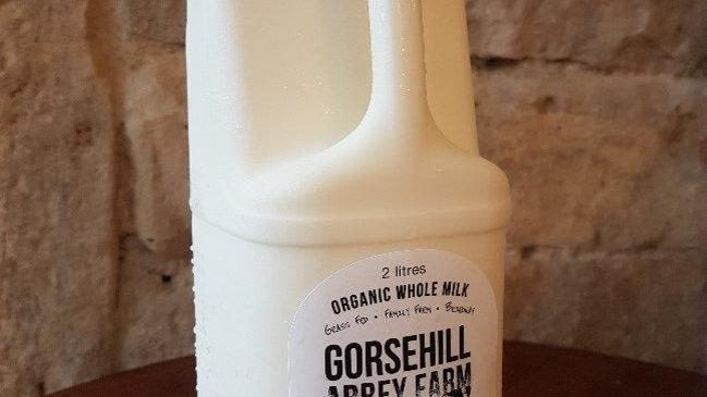 Gorsehill Abbey Milk
