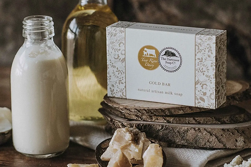 Taw River Dairy Soap