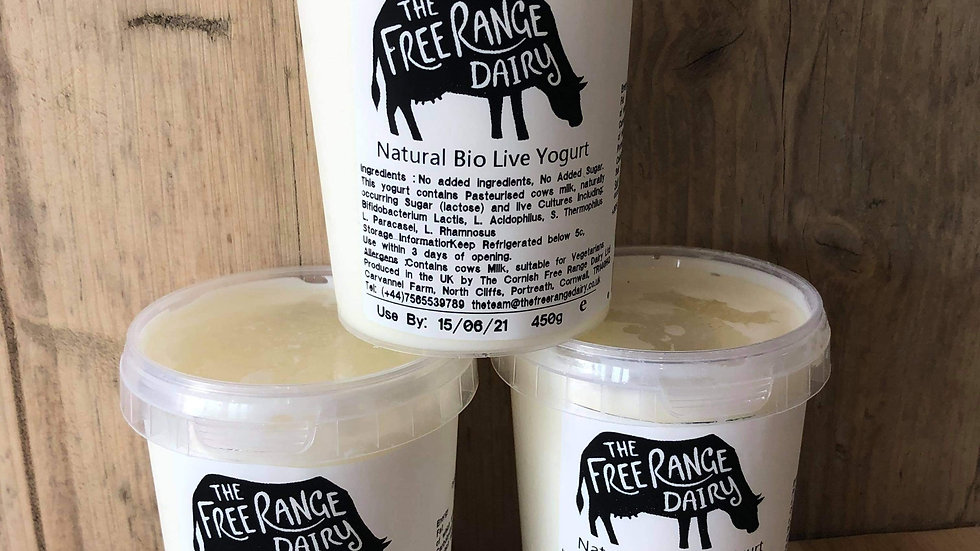 The Free Range DairyYoghurt