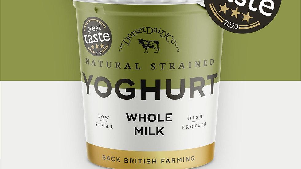 Dorset Dairy Co Strained Yoghurt