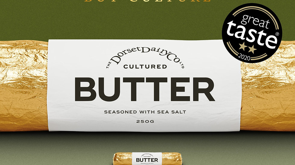 Dorset Dairy Co Cultured Butter