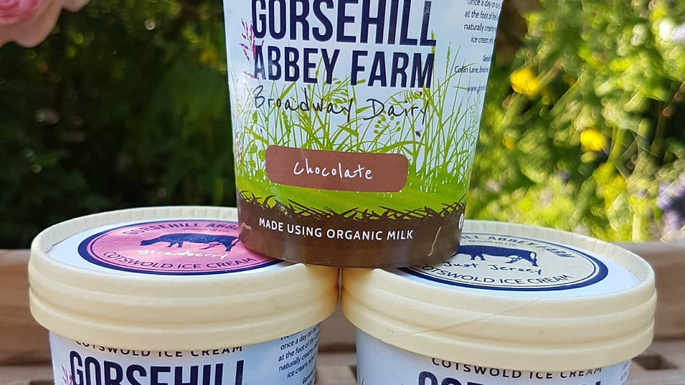 Gorsehill Abbey Ice Cream