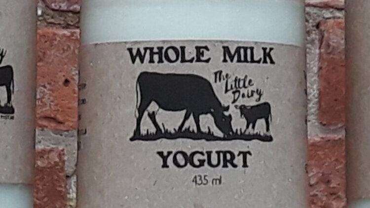 Babbinswood Farm Organic Yoghurt