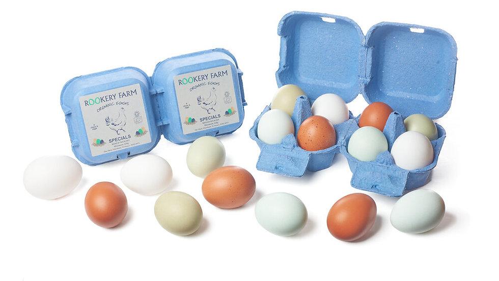 Rookery Farm Organic Eggs