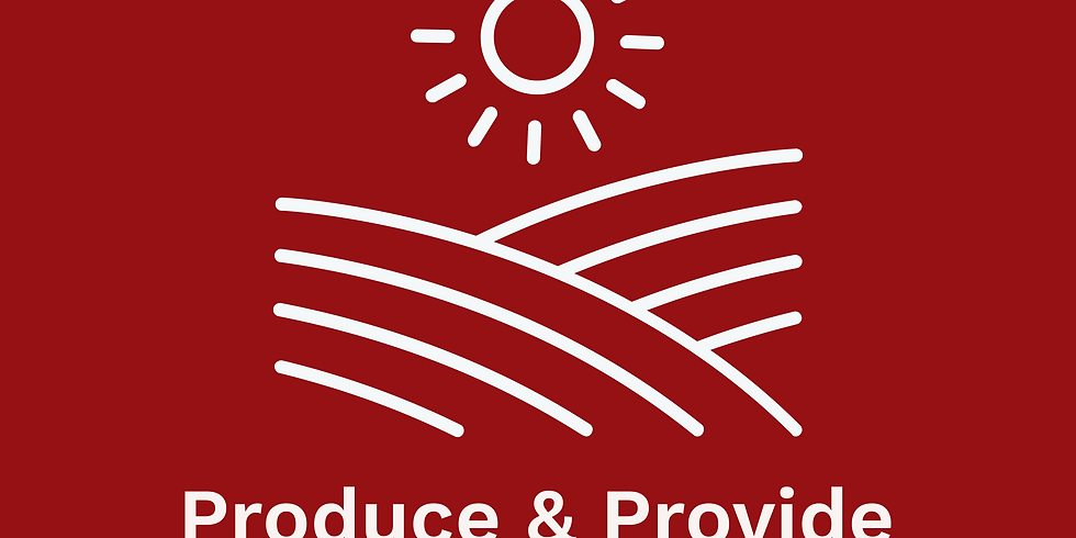 Produce & Provide Launch