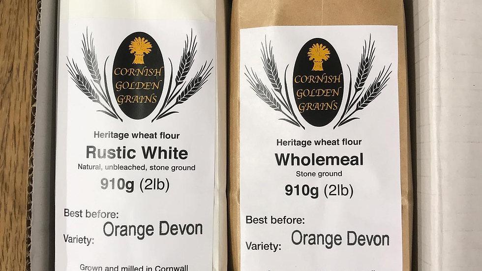 Cornish Golden Grains Flour