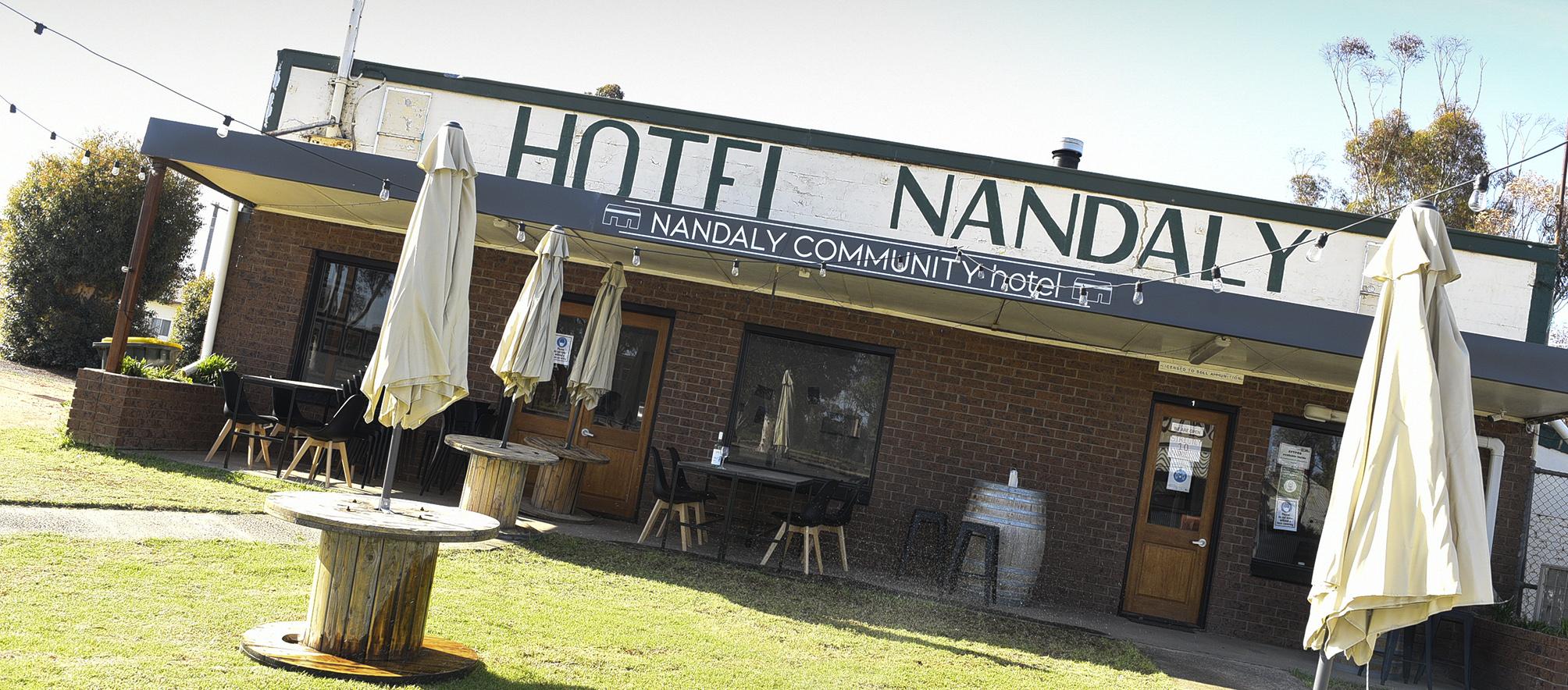 Nandaly Community Hotel