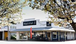 Woods St Cafe, Donald