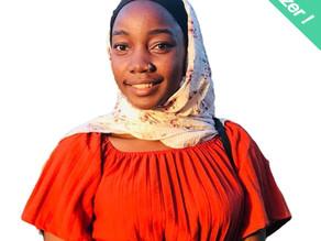 Hi, I'm Aisha.
