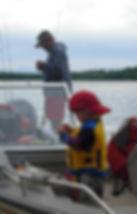 Voyageurs Adventures, Fishing Guide Kabetogama, MN