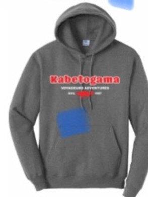 Kabetogama Embroidered classic hooded sweatshirt
