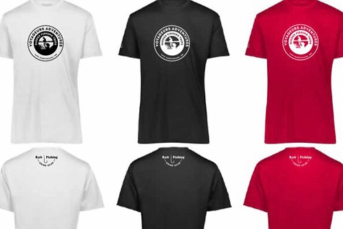 Quick Dry Athletic SS T-shirt