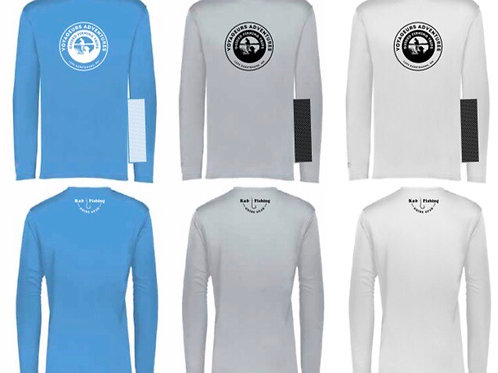 Quick Dry SPF 30+Long Sleeve T-Shirt
