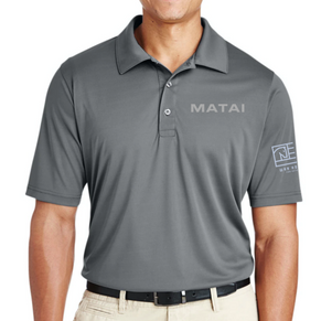 Golf Shirt, reflective badging