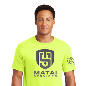 Matai Safety Yellow