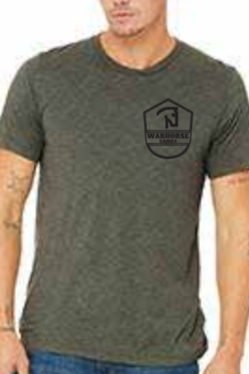 Warhorse Games Small Logo on chest