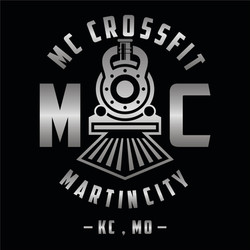 MC crossfit (silver logo)