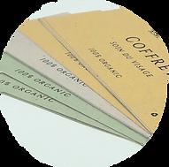 Maison Méditerranée - papiers d'emballage organiques