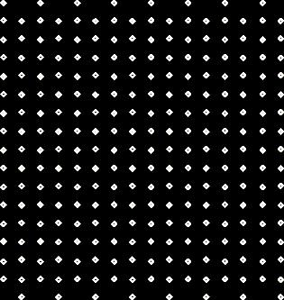 Squared white pattern 1