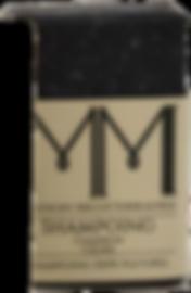 savon shampooing charbon maison méditerranée