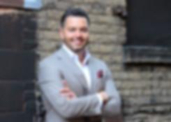 Dario Klasic Founder and CEO of Klasic Property Services, Saint Paul, Minnesota