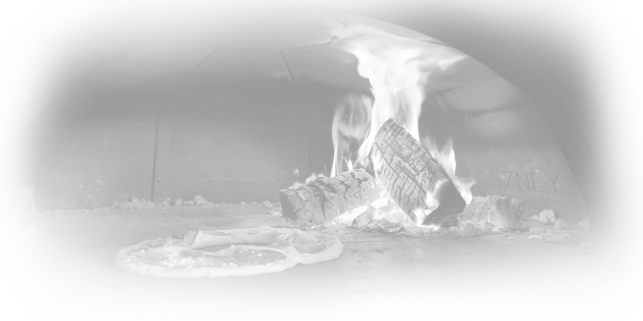 wood burning in a handmade oven png
