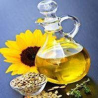 huile végétale de tournesol