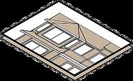 Nuvo custom homes Home sketch icon