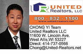 United Realtors, LLC - Chong Yi Team