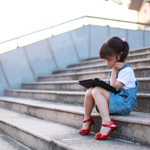 Screen Time Is Making Our Kids Moody!