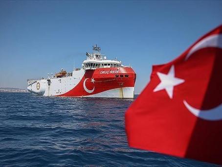 تركيا تمدد عمل سفينة استكشاف بالبحر المتوسط