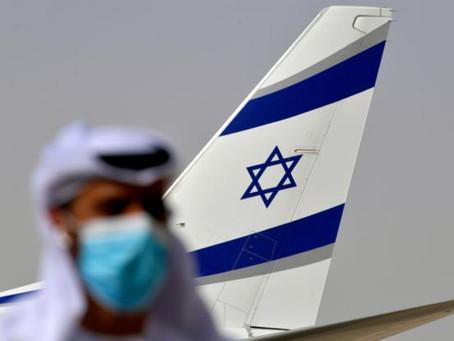اسرائيل تسير أول رحلة تجارية جوية إلى دبي 16 سبتمبر الجاري