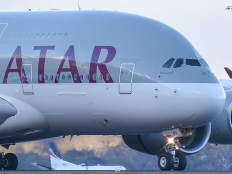 الخطوط الجوية القطرية لن تستخدم بعضا من طائرتها لعامين على الاقل